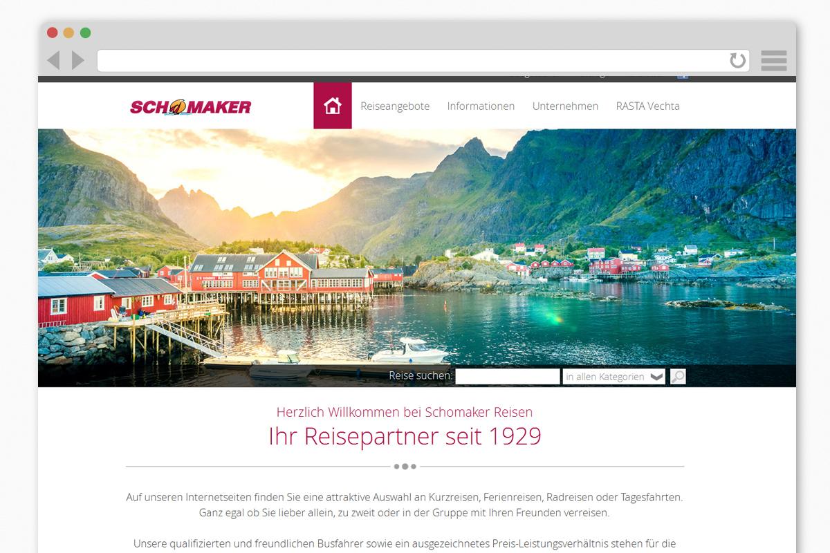 Schomaker Reisen