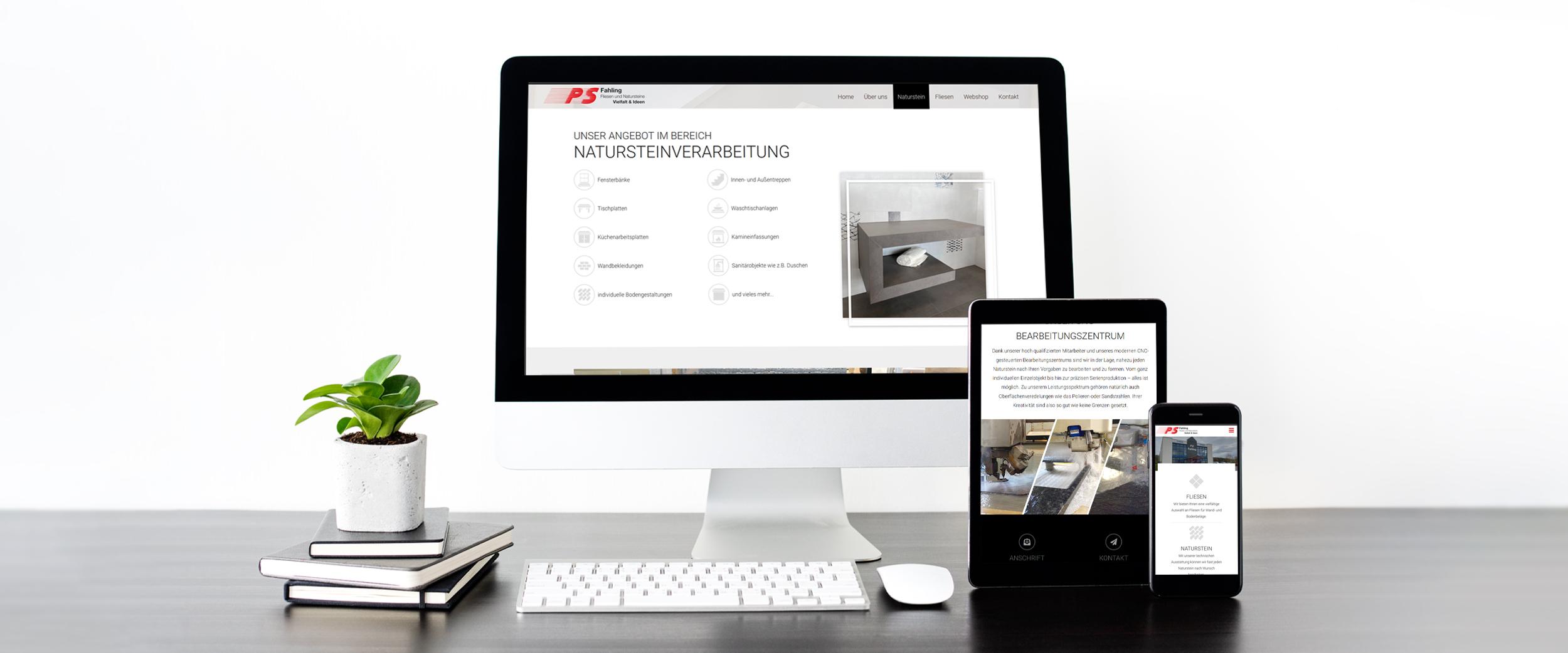 PS Fahling Fliesen und Natursteine GmbH & Co. KG